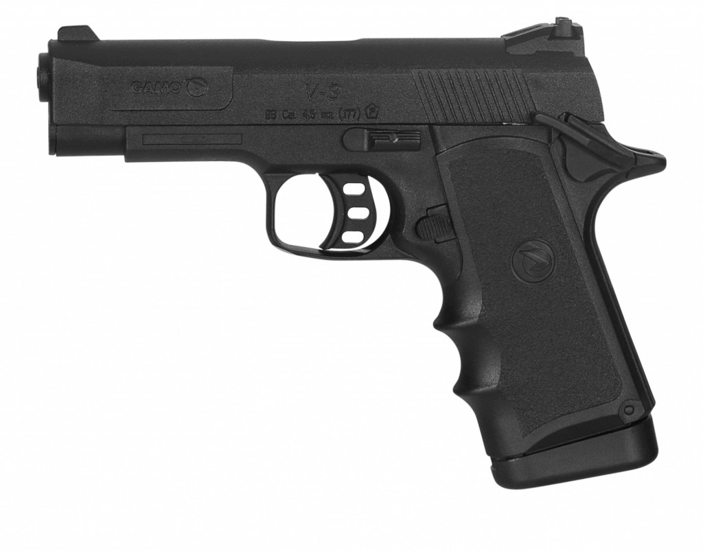 Пистолет Гамо V-3