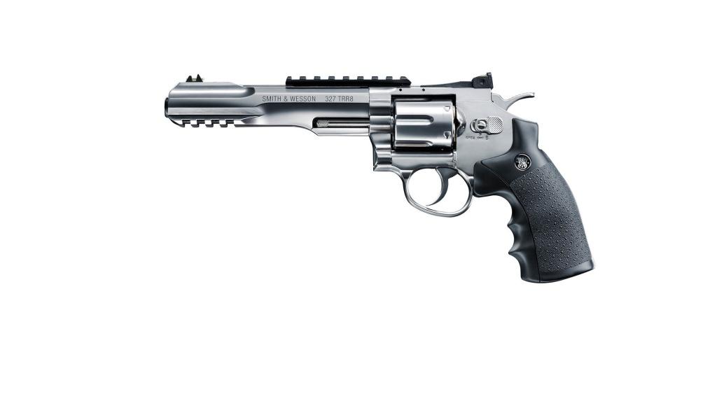 Пистолет Смит и Вессон Милитари Полис 327 ТРР8